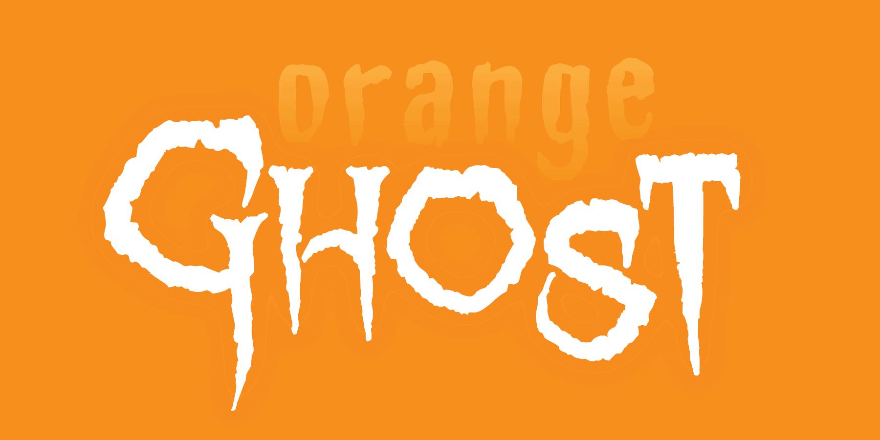 StrainLogo_OrangeGhost