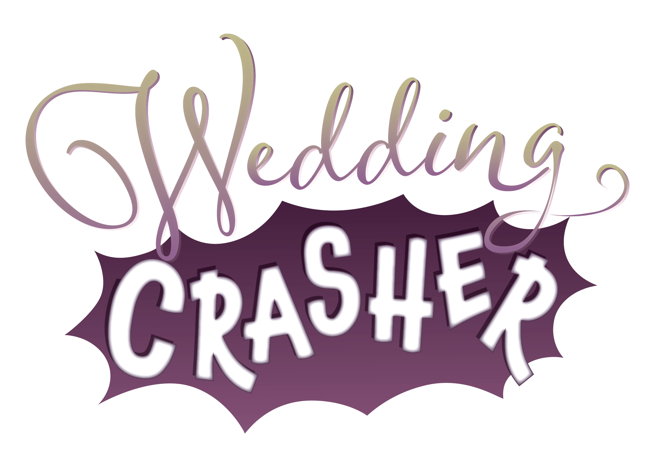 StrainLogo_WeddingCrasher_color2
